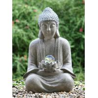 Customize Voltage Granite Color Asian Water Fountains For Garden