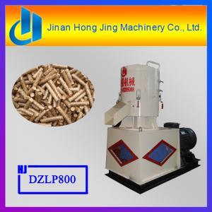 China Hongjing Agriculture Equipment Ring Die Wood Pellet Mill/Pellet Press Machine With Siemens Motor wholesale