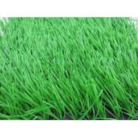 China Light Green Premium Artificial Turf , Football Artificial Grass For University Soccer wholesale