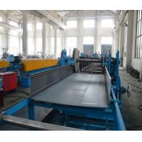 China 5 Tons Decoiler Cable Tray Roll Forming Machine Width 1250mm Roll Forming Machinery wholesale