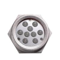 Buy cheap High Power 27W RGB Drain Plug Led Underwater Boat Light Stainless Steel 316 from wholesalers