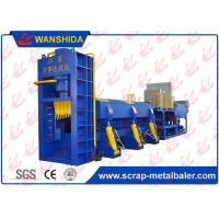Buy cheap Y83Q-6300C High Capacity Waste Car Baler Shear For Compress / Cut Waste Car 15-20ton/h from wholesalers