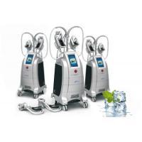 Comfortable Cryolipolysis Body Slimming Machine With 4 Pcs Applicators