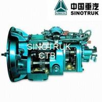 China sinotruk howo trucks spare parts truck gearbox Transmission wholesale