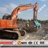China Usine concrète de pulverizer de BEIYI BY-HC200 de pinces de pulverizer hydraulique de démolition au bauma 2016 wholesale