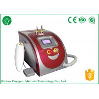 """6.0"""" Button Screen Q - Switched ND YAG Laser Tattoo Removal Machine Long Lifetime"""