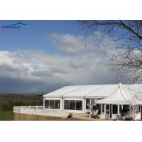 China Aluminum Frame Retardant Event Marquee Tent For Exhibition Easy To Assemble wholesale