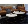 China Comfortable Luxury Living Room Furniture , school Living Room Coffee Table wholesale