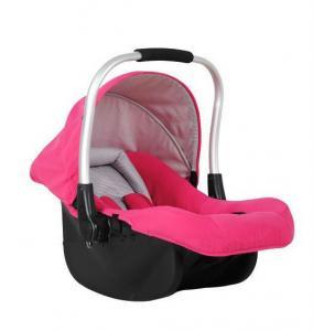 China Red Europe standard Safety 1st Jogging Stroller , Handle Baby Stroller on sale
