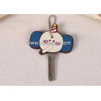 China Chinese manufacturer custom fashionable soft PVC silicon car key cover wholesale