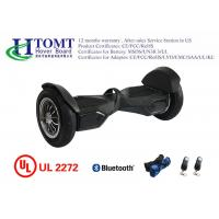 China Smart Wheels Segway Balancing Scooter Electric Walker Board Black Color on sale