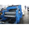 China Rollo de acero del estante de Silo que forma la máquina, rollo acanalado de alta velocidad que forma la máquina wholesale