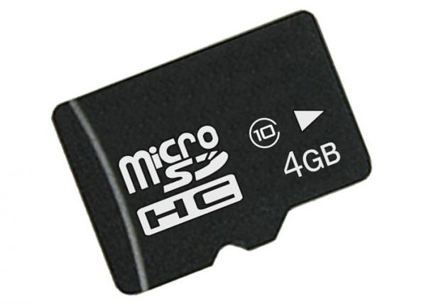 Quality Bulk Custom T Flash SD Card C4 / C6 / C10,   128gb Micro SDHC Card For Goro Camera for sale