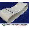 China Laundry Flatwork Roll Ironer Conveyor  Polyester Drying Belt wholesale