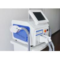 China SHR+SSR Pain Free Hair Removal Machine UK Xenon Lamp And Pure Sapphire Crystal wholesale