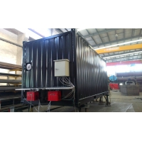 China Asphalt 26000L Insulated Shipping Container 20 Feet on sale
