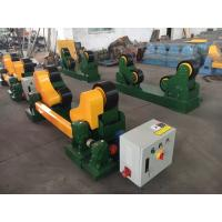China 10T Self Aligning Pipe Stands With Rollers CE Certificate 10 Days Delivery Time wholesale