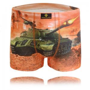 China Men Breathable Boxer Underwear mens bulge enhancing underwear Men Modal Cotton Trunk Under on sale