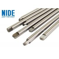 China High Polished Electric Motor Spare Parts Smooth Concentric Shaft Or Spindle wholesale