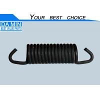 China Exhaust Pipe Springs ISUZU Fvr Parts Black 1095832980 0.15 KG Net Weight wholesale