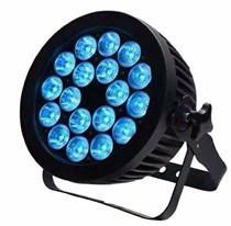 Buy cheap Rgbwa Uv 6 in 1 18x18w Led Par Stage Lighting 18x10w Slim Par Christmas Lighting from wholesalers