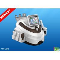 Safety Cryolipolysis Slimming Machine 100mw Mitsubishi 104 Diodes Fast Lipolaser
