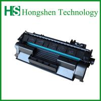 China Compatible wholesale black  toner cartridge for  HP CE505A on sale