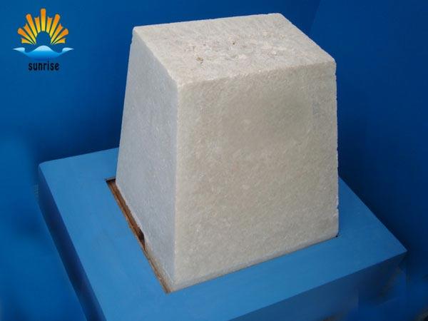 Quality Beta Fused cast Alumina Block for sale