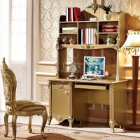 Buy cheap Wood Home Office Furniture Study Desk from wholesalers
