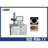 China アクリルの生地デスクトップ レーザーの彫版機械20W繊維レーザーの印システム wholesale