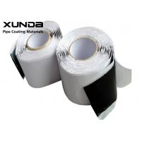 China 3 - 15 M Length Butyl Rubber Tape 85 - 105 DMM Penetration Hardness For Sealing wholesale