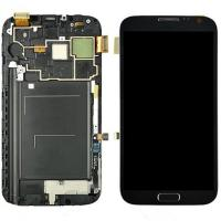 China Samsung Galaxy Note 2 LCD Display With Touch Screen N7100 LCD Digitizer wholesale