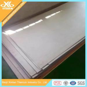 China ASTM F136 Ti6Al4V Eli Medical Titanium Sheets wholesale