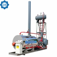 China 320C High Temperature Thermal Oil Boiler Thermic Fluid Heater For Polymer Processing wholesale