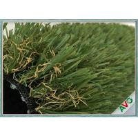 High Density Indoor Artificial Grass Fullness Surface Garden Artificial Grass