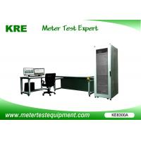 Buy cheap Laboratory Three Phase Meter Test Bench High Precision Accuracy 0.01 45 - 65Hz from wholesalers