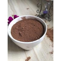 China OEM ODM Alkalised Fat Reduced Cocoa Powder , Dutch Cocoa Powder For Baking wholesale