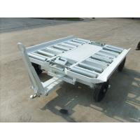 High Capacity Airport Baggage Dollies 1920 X 1630 Cm Platform For LD1 / LD2 / LD3