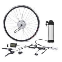 China Max Speed 35 Km/H Electric Bike Conversion Kit Wheel Size 26 Inch Maximum Current 15A on sale