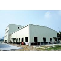 China Excellent High Rise Building Structures For Garments Factory Or Shoes Factory wholesale