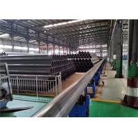 China ASTM A 795 Carbon seamless or welded Metal Steel Pipe With Red Paint And Groove Ends wholesale