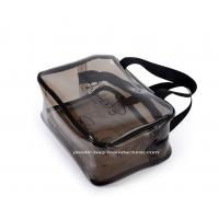 China Premium PVC Carry On Compliant Bag Waterproof Travel Makeup Pouch Great For Liquids Bottles wholesale
