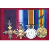 Blue Max Military Medal Ribbon