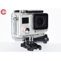 China Waterproof 30m Dual Screen Action Camera Wifi 2.0 Inch For Outdoor Activities wholesale