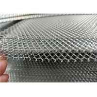 China SWD 10mm LWD 25mm ExpandedMetalMesh , Fish Scale Mesh For House Decoration wholesale