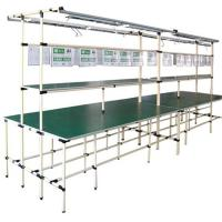 China Stainless Steel Pcb Assembly Line Led Bulb Production Line Conveyor System on sale