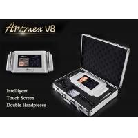 China Small Digital Permanent Makeup Machine With 0.2-3.0mm Needle Adjustment on sale