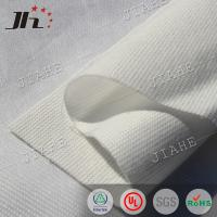 China Soft polyester stitchbond nonwoven fabric for mattress ticking, roofing fabric wholesale