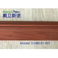 WPC Skirting Flooring Skirting Decorative Skirting Board Edging For Flooring Wall