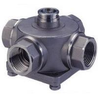 China Steel Screwed End Trunnion Ball Valve CL150 Pressure AISI 304 Bolt Washer wholesale